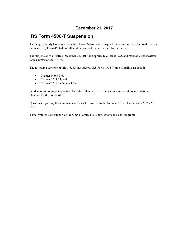 irs4506t form - Solid.graphikworks.co